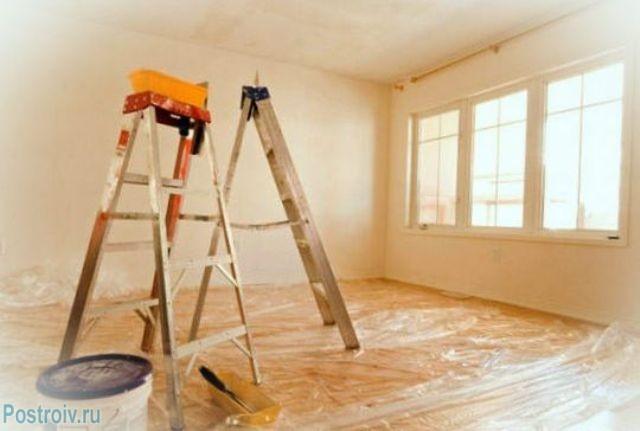Подготовка помещения к ремонту - Фото 01