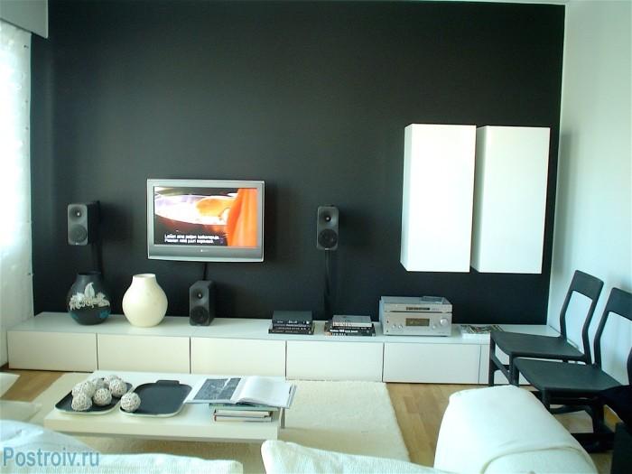 Дизайн интерьера гостиной - Фото 21