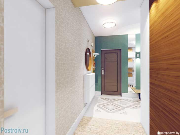 Дизайн прихожей в 3 комнатной квартире. Фото