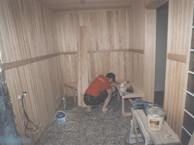 Строительство сауны своими руками - Фото 03