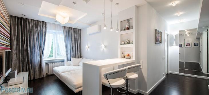 Варианты перепланировок квартир серии П3