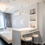 2 комнатная квартира вагончиком интерьер фото