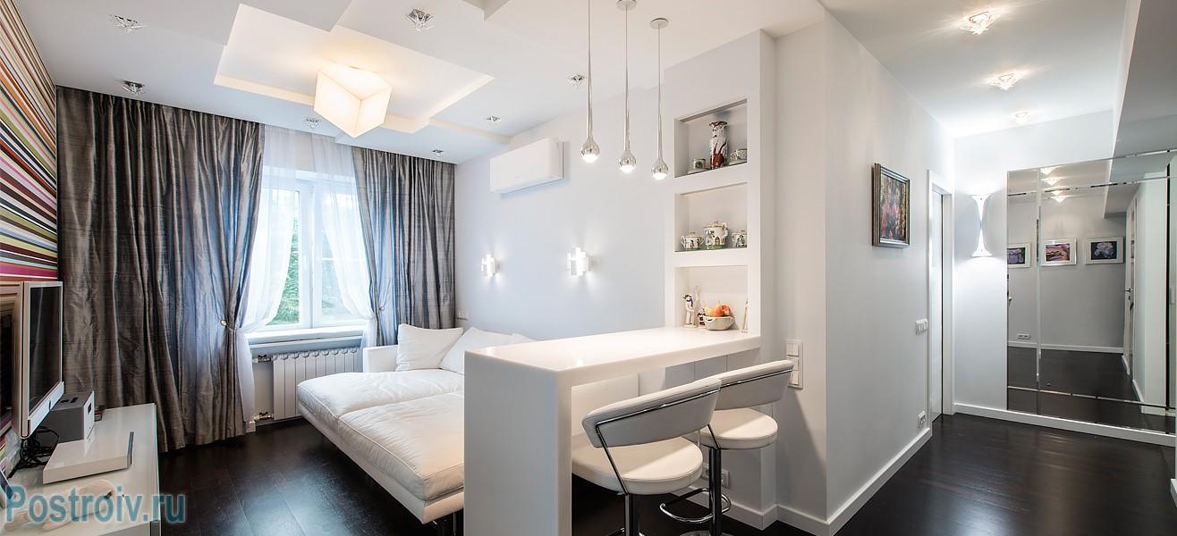Ремонт квартир серии п 44 и п 44 т под ключ в Москве и области