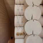Внешняя электропроводка в загородном доме. Дизайн интерьера. Фото