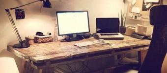 Используйте местное освещение на рабочем столе, а не общий осветительный прибор, в котором много лампочек