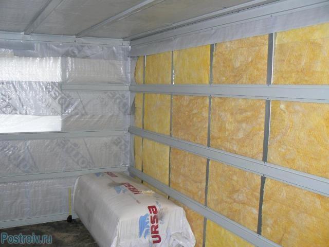 Пароизоляция стен дома - Фото 04