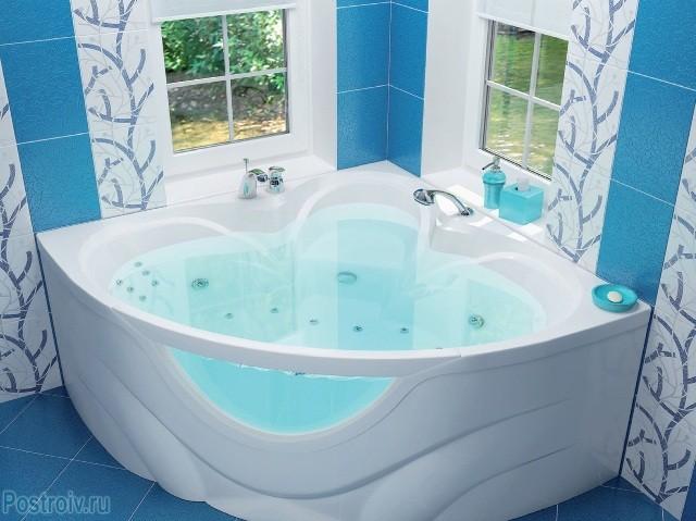 Акриловая ванна - Фото 04