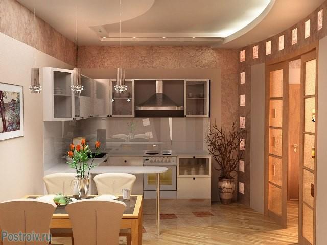 Кухня в стиле модерн - Фото 16