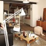 Дизайн квартиры студии фото 4