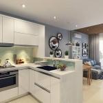 Дизайн квартиры студии фото 3