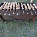 Разборный мангал для шашлыка - Фото 46