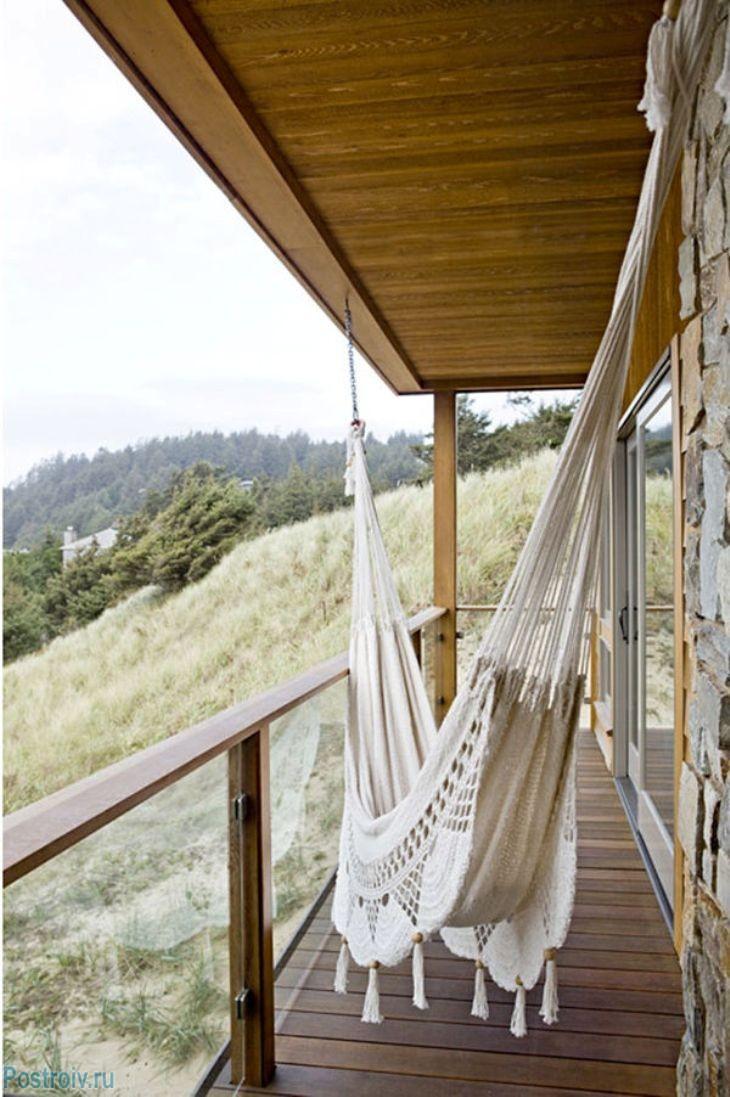 Sneak peek medium_large: balcony hammock chair hammock hammo.