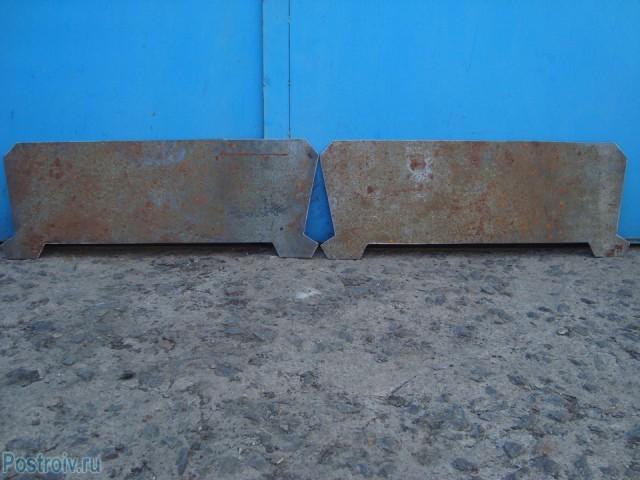 Разборный мангал своими руками из металла размеры 95