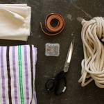 Материалы для гамака