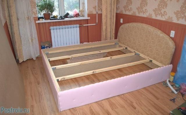 Кровать шкаф своими руками чертежи