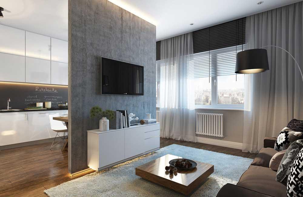 Интерьер квартиры однокомнатной 30 кв.м фото