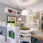 Дизайн квартиры студии фото