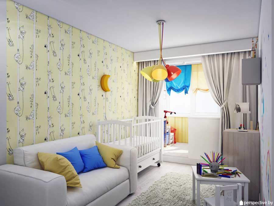 Детская комната +для девочки