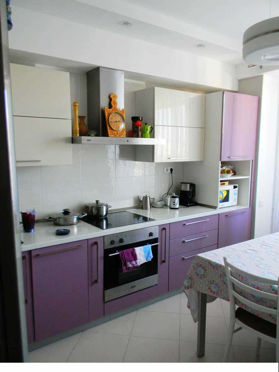Кухня 9 квадратов интерьер