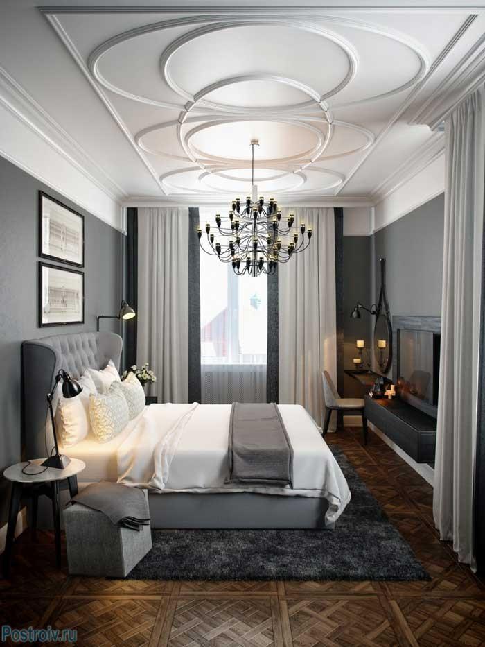 Стильный дизайн спален фото
