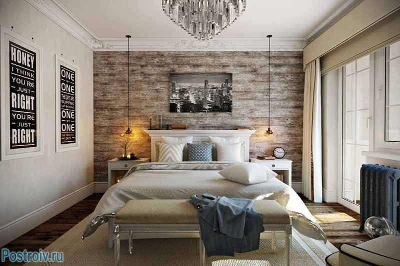 Спальни 12 метров дизайн фото