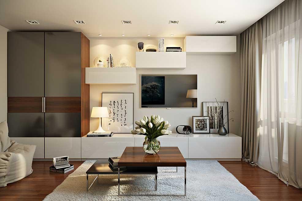 Интерьер квартир фото двухкомнатных квартир 45 кв.м