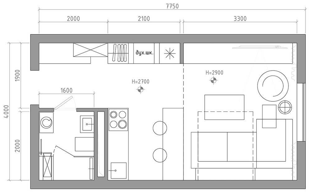 Ремонт квартир в новостройках в Самаре - Работаем с