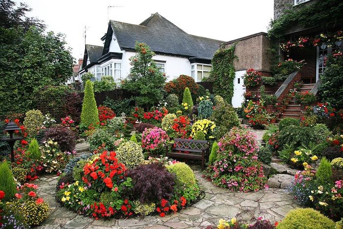 Дизайн-садового-участка