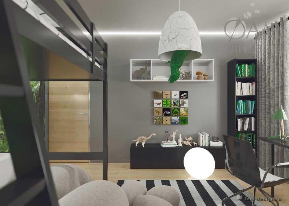 Дизайн комнаты 14 кв м фото в современном стиле