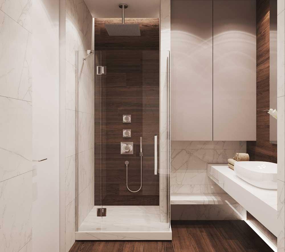 Фото дизайна ванной комнаты 3 кв метра 179