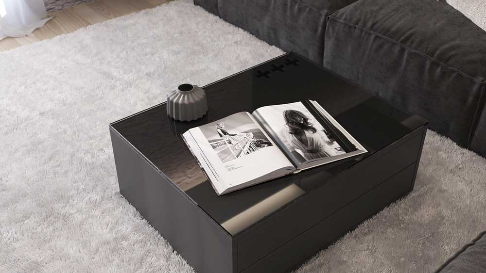 glossy-black-home-accessories