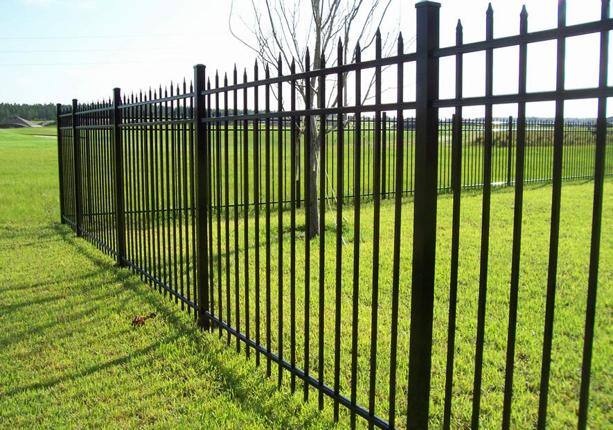 Как сделать забор с пиками 474