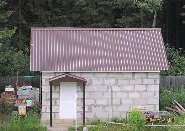 Коньков крыши дома ремонт