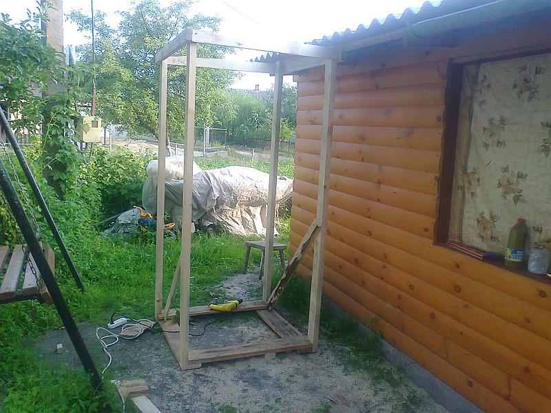 Как сделать из дерева табуретку