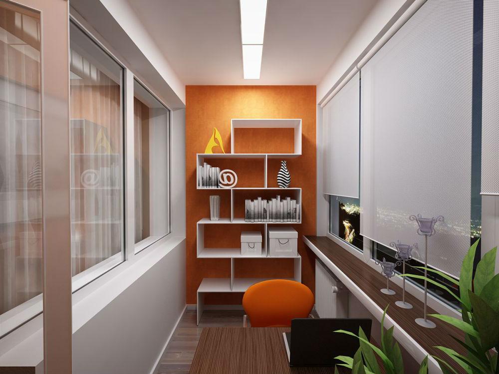 Как сделать светодиодное освещение балкона? - лед совет.