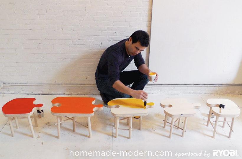Изготовление стульев чертежи