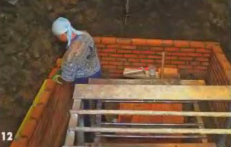 Постройка погреба на даче