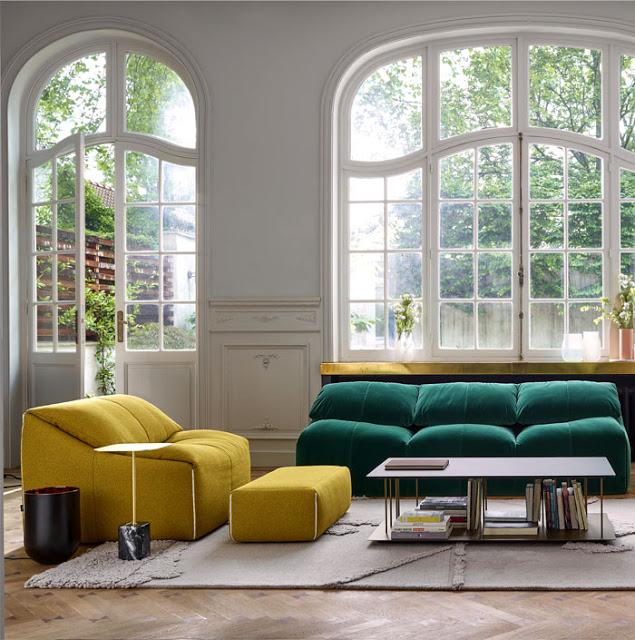 современный дизайн гостиной 2018 фото современные идеи