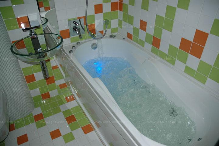 мозаика в ванной хрущевки