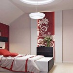 Использование комбинированных обоев в дизайне интерьера вашей квартиры