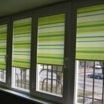 Какие существую шторы для пластиковых окон