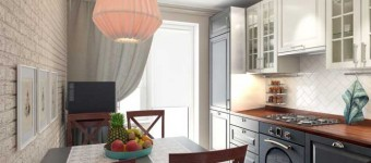 Дизайн интерьера небольшой трехкомнатной квартиры. Бюджетное решение для молодой семьи