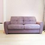 Спальное место - диван для девочки в детской. Фото 5