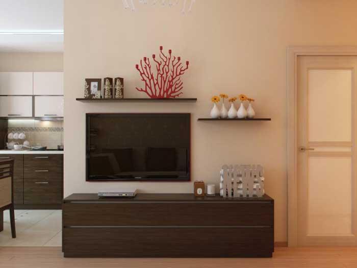 Ремонт в однокомнатной квартире. Фото 13