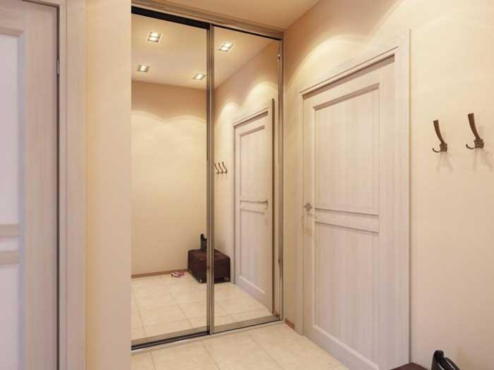 Интерьер однокомнатной квартиры. Фото 1