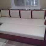 Спальный диван для маленькой кухни фото 6