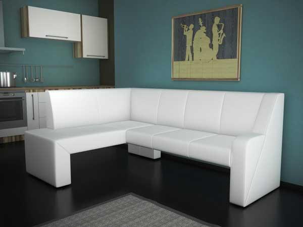 Узкий угловой диван на кухню фото 19