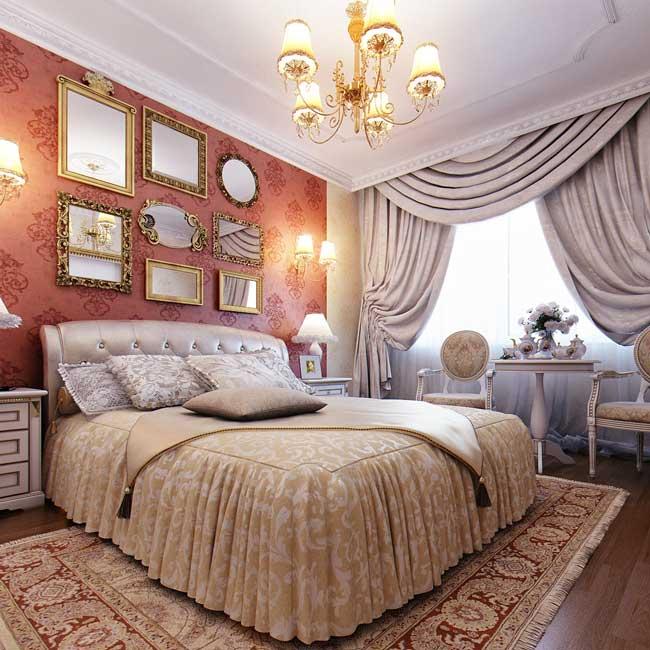 Ремонт спальни. Дизайнерская идея. Фото 4