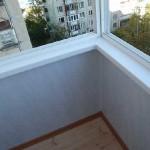 Отделка балкона пвх панелями. Фото
