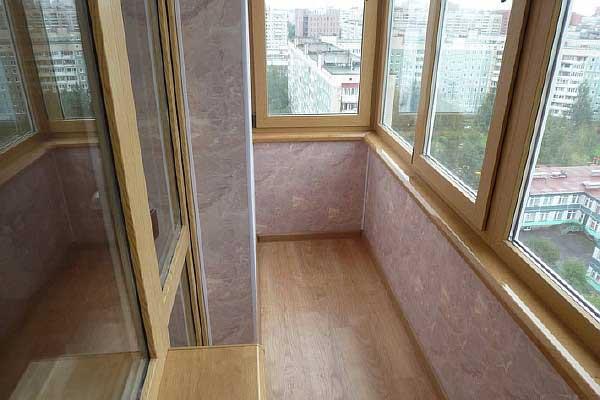 Как и чем лучше утеплять балкон: делаем все по инструкции
